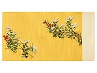 ふすま地ブックカバー(籬菊図)|本願寺出版社